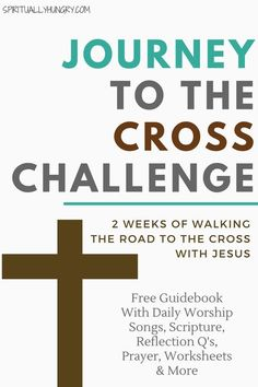 Following the path Jesus took to the cross is one of the oldest Christian spiritual practices. In this Christian Challenge, we lay out a method for entering into Jesus' journey to His death, and help you to see how important and relevant Jesus' movement remains in our own lives today.