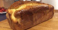 The best recipe for Brioche Bread with Yogurt - Dessert Bread Recipes Easy Bread Recipes, Cake Recipes, Dessert Recipes, Cooking Recipes, Oatmeal Bread, Brioche Bread, Masterchef, Vegan Meal Prep, Dessert Bread