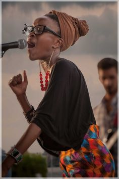 Wambura Mitaru - AfroBougee - For Proud Africans