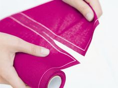 Tear-Off Cotton Napkins