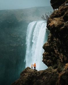 The Ultimate Guide to 28 Must-See Places in Iceland | Visit: Skógafoss | Photo: Matthew Hahnel