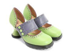 Fluevog shoes! The best- FUN!