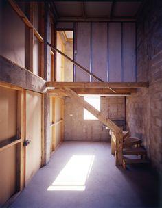 Non-Design: Architecture's (Counter-Intuitive) Future. Quinta Monroy interior before occupation. © Elemental