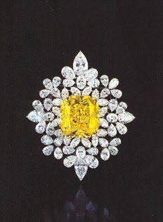 GRAFF DIAMONDS-The Hope of Africa 115.00 carats