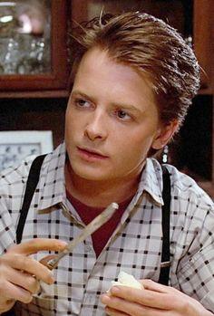 Michael J. Fox, Back to the Future (1985)