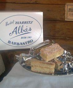 """Pastel """"Biarritz"""" Albás de La Imperial Biarritz. Paladea.me, tienda online de alimentos locales"""