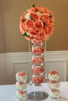 I do Collection by Cynthia Ann Boutique Creates special unique centerpieces, for bridal showers, weddings, or any occasion that seeks a reflection of your per Blush Centerpiece, Crystal Centerpieces, Quinceanera Centerpieces, Unique Centerpieces, Bridal Shower Centerpieces, Baby Shower Decorations, Wedding Decorations, Dollar Tree Centerpieces, Flower Ball Centerpiece