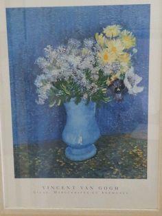 Vicent Van Gogh ... Lilas, Marguerites et Anémones