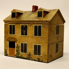 A short history of Tunbridge Ware - child's Tunbridge ware sewing box, 18th - 19th century