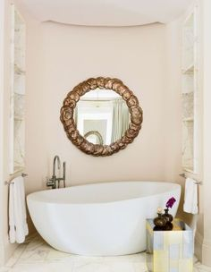 Modern+Bathroom+by+Thad+Hayes+Inc.+and+Dell+Mitchell+Architects+in+Boston,+Massachusetts