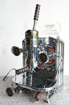 Faema Mercurio eingruppig 1955