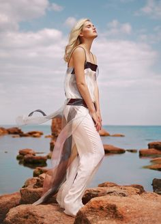 nastya salenko by tsasha olivier for raev #2 | visual optimism; fashion editorials, shows, campaigns & more!