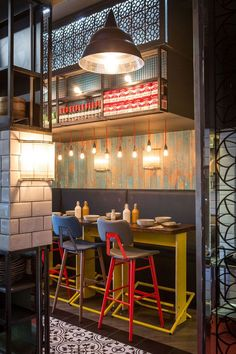 Established Pan Asian restaurant and take away chain Tootoomoo, have recently commissioned KLD for their Interior Design expertise for the opening of the doors to their new restaurant in Whetstone London.The inspiration for the new restaurant comes from …                                                                                                                                                                                 More