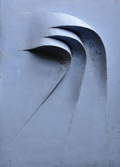 Art Sculpture, Wall Sculptures, Paper Architecture, Bridges Architecture, Fantasy Girl, Land Art, Texture Art, Oeuvre D'art, Art Techniques