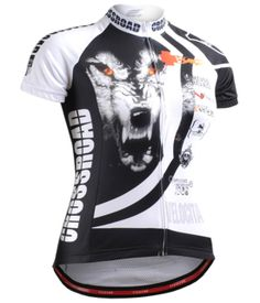 Fixgear cycling clothing short sleeve color Black for women. 4ca9be826