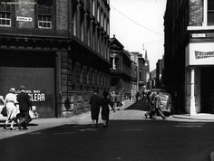 Tib Street. 1959. I remember there used to be a pet shop on Tib Street.