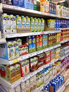 Dairy Free Baby and Me: Shopping with food allergies in the UK