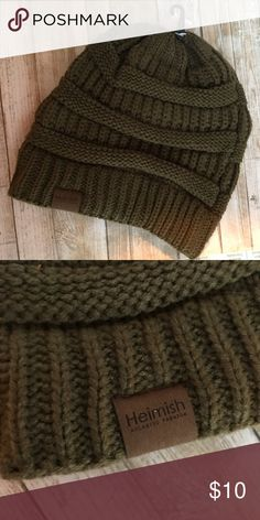 8a8e899537694 The North Face Fair Isle Beanie Never been worn winter hat. Fits ...