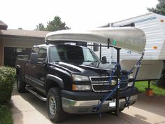 The Hitch Mounted Goalpost Provides A Front Or Rear Load Bar That Allows You To Carry Loads Longer Than Your Truck Bed