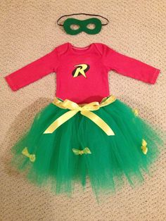 Diy Baby Robin costume More