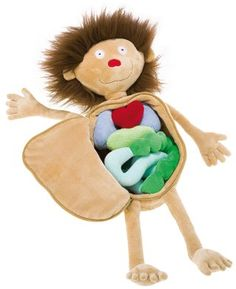 For little Doctors to be: perfect for my kids, they love their 'The Body' book products-i-love Ludo, Design3000, Weird Toys, The Body Book, Silly Putty, American Children, Travel And Leisure, Tigger, Little Ones