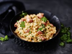 Makkara-olutrisotto 20 Min, Risotto, Ethnic Recipes, Soups, Soup, Soup Appetizers