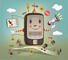 Technologisch: Mobile advertising. Nu in onze branche zo dat 75% desktop gebruikt en 25% tablet of smartphone. Er komt natuurlijk binnenkort een kantelpunt. Kansen voor online marketing, bijvoorbeeld mobile advertising.