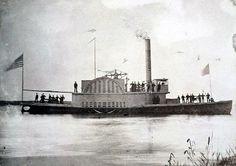 IH137773   U.S.S. O.M. Pettit used on blockade duty off Charleston  (Bettmann  archive).jpg