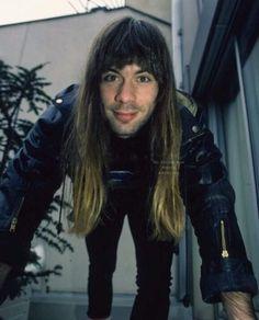 Adrian Smith, Bruce Dickinson, Iron Maiden, Cool Bands, Heavy Metal, Jon Snow, Sexy Men, Punk, My Style