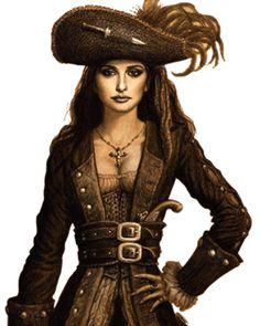 Image result for Female Pirate Captain Art
