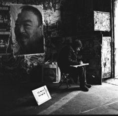 The Artist  Tacheles, Berlin
