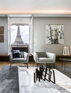 AV. DU PRESIDENT WILSON PARIS   FRANCE, Parigi, 2015 - ALIVAR