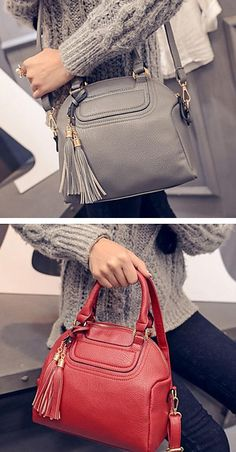 This is such a chic handbag design. Perfect to take to the office! Like or not? Click for more details.