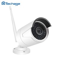 26.99$  Watch more here - http://aizth.worlditems.win/all/product.php?id=32362239163 - Techage 720P 960P HD Security Wireless IP Camera Outdoor P2P IR Night Vision CCTV System Surveillance Wifi Camera TF Memory Card