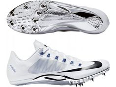 Nike Zoom Superfly R4 Running Spikes - White