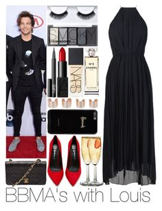 """BBMA's with Louis"" by sassy-queen01 ❤ liked on Polyvore featuring TIBI, Jeffrey Campbell, NARS Cosmetics, H&M, Chanel, Maison Margiela and Harrods"