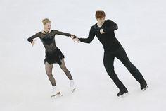 Pairs figure skating inspiration for Sk8 Gr8 Designs, 2015 World Figure Skating Championship