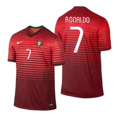 Nike Youth Portugal Ronaldo World Cup 2014 Soccer Jersey (Home) Messi Soccer, Nike Soccer, Soccer Cleats, Soccer Gear, Soccer Tips, Cristiano Ronaldo Cr7, Neymar, World Cup Jerseys, Art