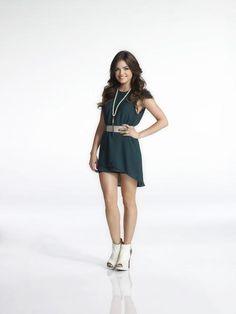 Pretty Little Liars Season 3 Promo Shot: Lucy Hale as Aria Montgomery.