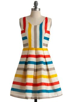Feelin' Refreshed Dress from ModCloth