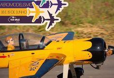 Via Vale recebe exposição de aeromodelismo - Infotau Vale