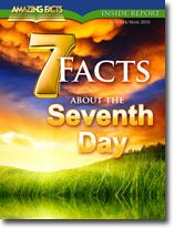 Amazing Facts about the Seventh Day Sabbath - Google Search