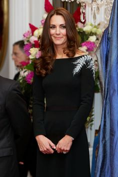 """♫  """"I look so good tonight"""" ♫  - Beyonce, and probably Duchess Kate."""