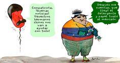 Garrincha Maduro China | Caricaturas - Yahoo Noticias en Español