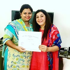 Shahina completed second level #metahealth