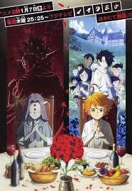 صورة غلاف انمي نيفرلاند الموعودة الموسم الثاني Recherche Google Neverland Art Painting Anime