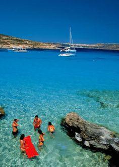 Malta island: