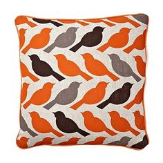 I pinned this Birds of a Feather Pillow from the Room Service event at Joss and Main!