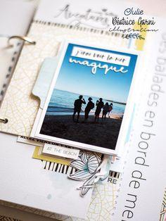 Mini Albums Scrap, Scrapbooking, Illustration, Creations, Polaroid Film, Adventure, Illustrations, Scrapbooks, Memory Books