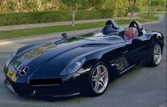 Mercedes-Benz SLR Stirling Moss for sale...1 of 75 made!